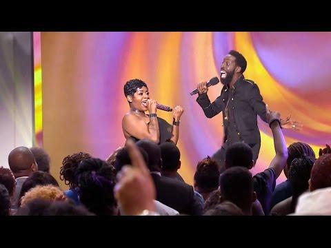 "Fantasia ft Tye Tribbett - ""I Made it"""