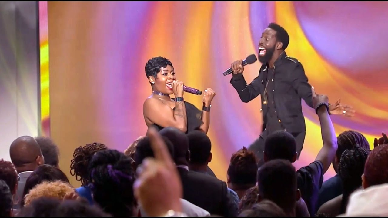 Fantasia Ft Tye Tribbett I Made It Youtube