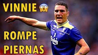 VINNIE JONES: El futbolista más violento de la historia que ganó premios como actor de cine