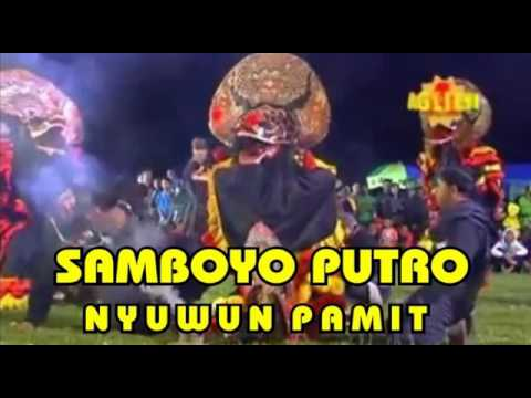 Jaranan Samboyo Putro   Nyuwun Pamit