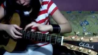 Prisa plays guitar Andy Mckee Drifting