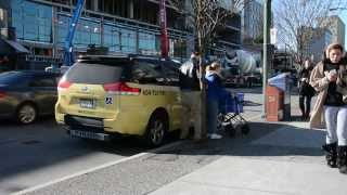 Vancouver Taxi Training Program 2014