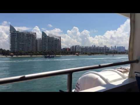 Singapore to Batam by ferry - Gorgeous views!