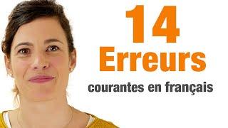 14 Erreurs courantes en français à ne pas commettre (Partie 2)