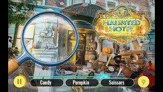 Haunted Hotel Hidden Object Escape Game
