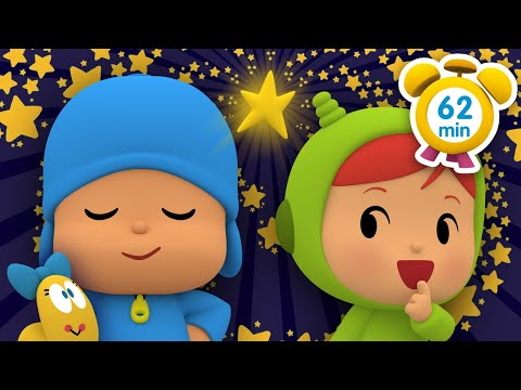 ✨ POCOYO in ENGLISH - Best Wishes [ 62 minutes ]   Full Episodes   VIDEOS and CARTOONS for KIDS