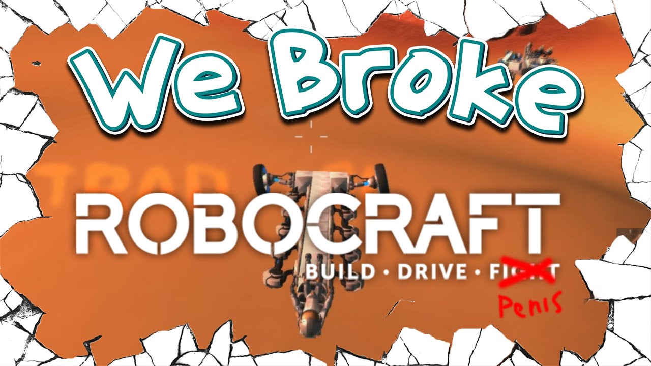 Robocraft! (Y'all Should Play From the Depths) - PC