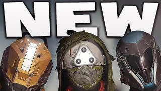 Destiny - NEW TAKEN KING ARMOR !!