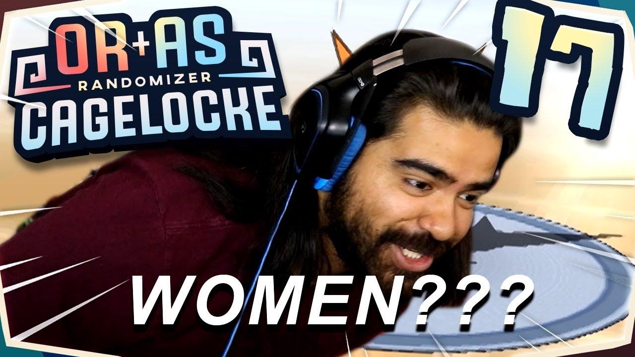 women??? (Pokemon ORAS Randomized Cagelocke #17)