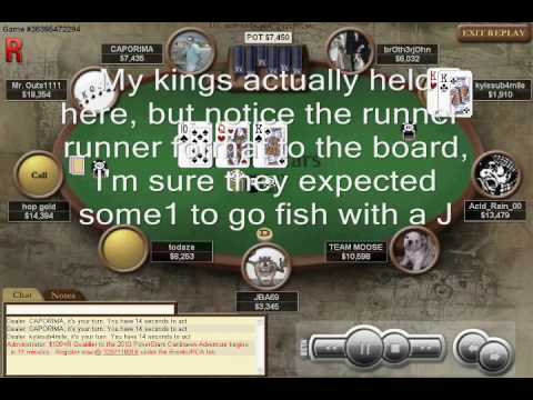PokerStars is a SCAM vid#6