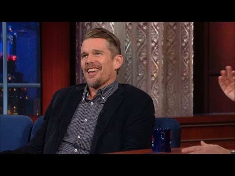 Ethan Hawke Wants To Beat Peter O'Toole