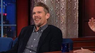 Ethan Hawke Wants To Beat Peter O