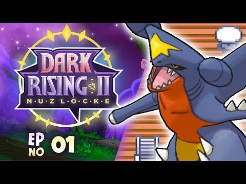 AN UNFORTUNATE FIRST EPISODE - Pokémon Dark Rising 2 Nuzlocke! Part 1