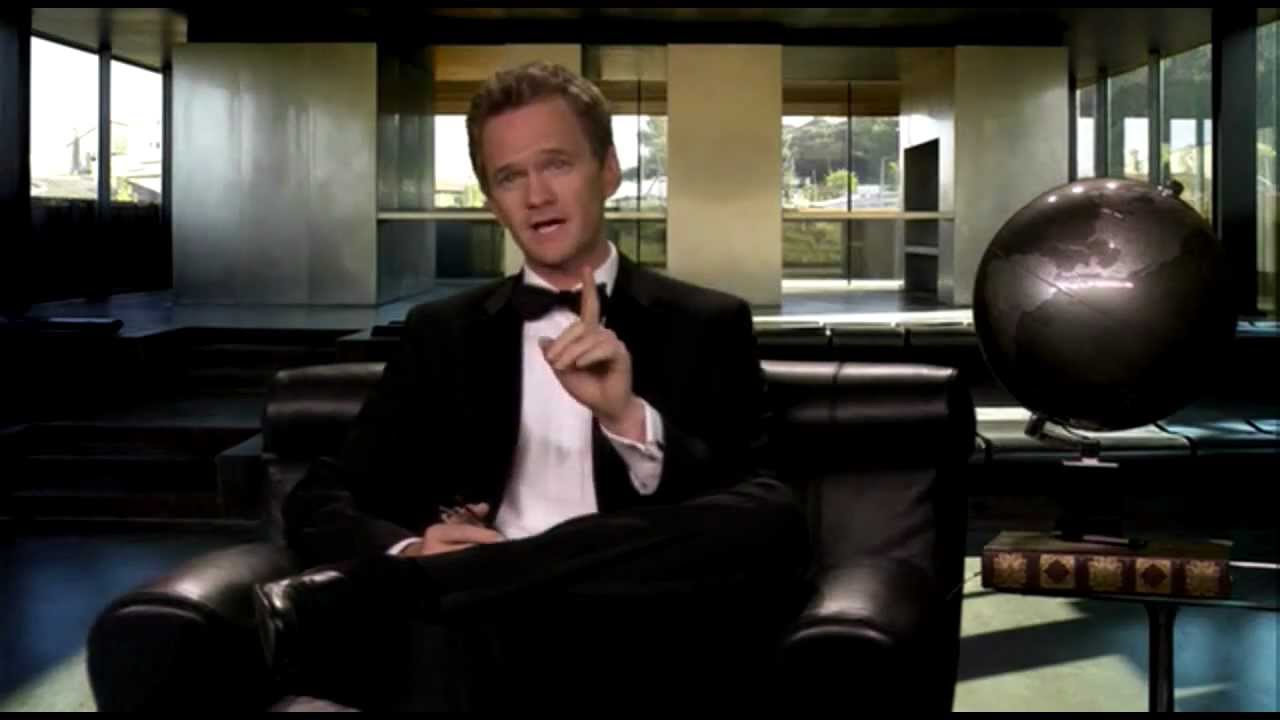 Nice HIMYM Barneys Videolebenslauf German   YouTube Inside Barney Stinson Video Resume