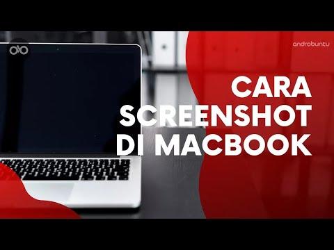 Cara Screenshot di Macbook Tanpa Aplikasi Tambahan (macOS)   Androbuntu