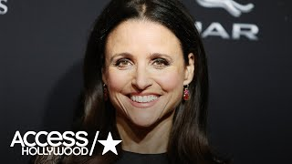 Julia Louis-Dreyfus' 'Veep' Co-Stars Share Video Of Support During Her Breast Cancer Battle
