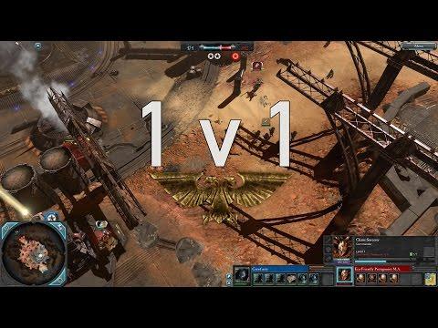 Dawn of War 2: Retribution - 1v1 | Crewfinity [vs] Eco-Friendly Protagonist