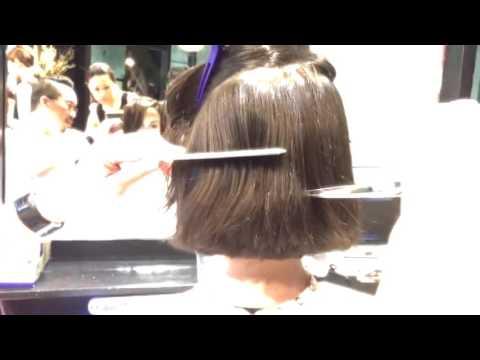 Haircutting Long to Short Women Bob Hair Cutting Videos New Bob Haircut 2016