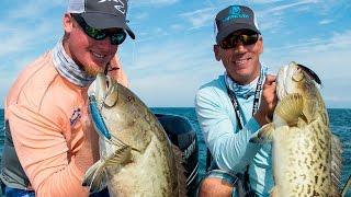 Reel Time Florida Sportsman - Crystal River Gag Grouper on Topwater - Season 4, Episode 8 - RTFS