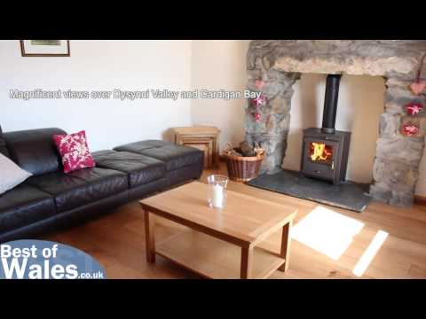 Sea View Tywyn Accommodation - Snowdonia Cottage for 10