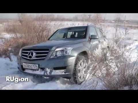 Тест-драйв: Mercedes-Benz GLK 220 CDI