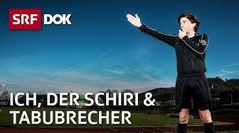 Homosexualität im Fussball – Schiedsrichter Pascal Erlachner outet sich | Doku | SRF DOK