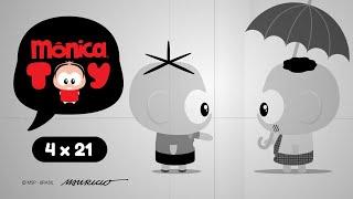 Mônica Toy | Correndo Riscos (T04E21)