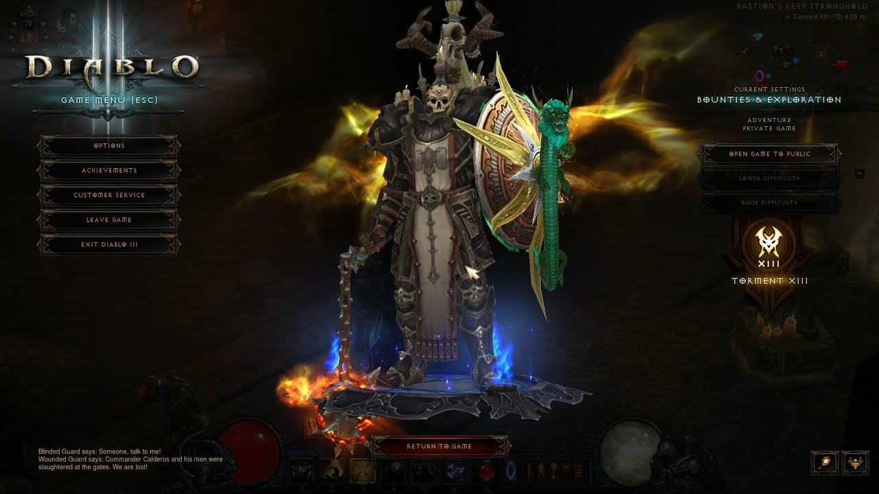 Diablo 3 2 6 1 Ptr Season 12 13 Seeker Haedrig S Gift