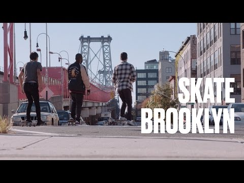 Where To Skate, Brooklyn — UO Guide