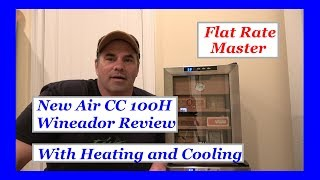 New Air CC 100H  Wineador Review