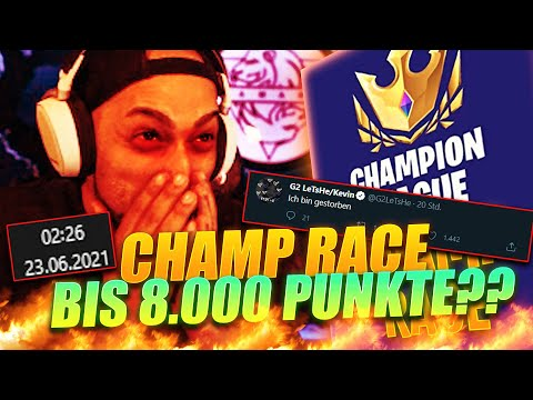 Die PSYCHOPATHEN sind an IHREM LIMIT ANGEKOMMEN   Champ Race Teil 3