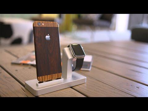 Best Apple Watch dock ever?!