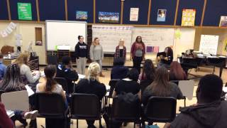 Four Five Seconds- Choir 3/4 Harmony Project II