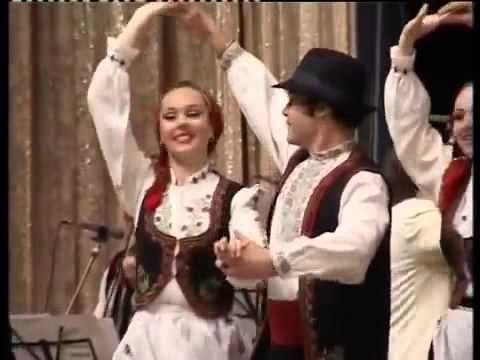 Copy of The National Folk Dance Ensemble  Fluieras  from Chisinau Republic of Moldova
