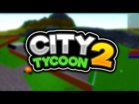 Building an AIRBASE! w/ Seniac - City Tycoon 2 | Roblox