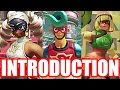 Arms - All Character's Battle Introductions/Entrances (So Far) Nintendo Switch