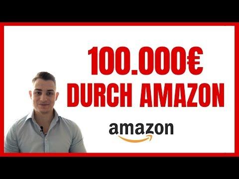 100.000€ durch Amazon (Mit Beweis)