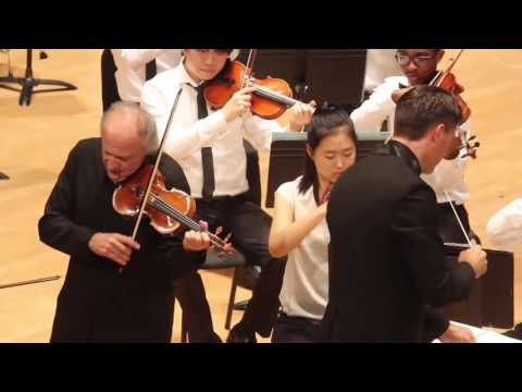 Concerto for Violin and Orchestra No. 1 in D, Op. 19 - Prokofiev
