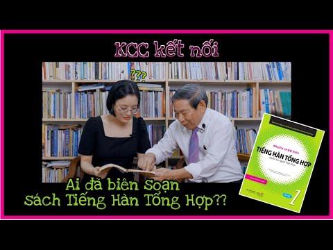 Ai đã soạn ra bộ sách Tiếng Hàn Tổng Hợp huyền thoại?? (Thầy Lê Đăng Hoan)