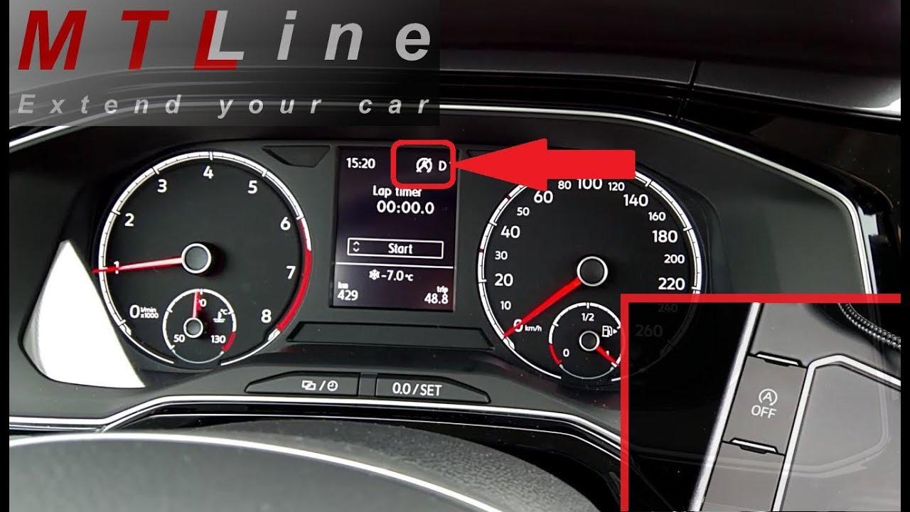 NEW VW Polo, MY2018 - start/stop permanent deactivation - trajna  izključitev start/stop sistema
