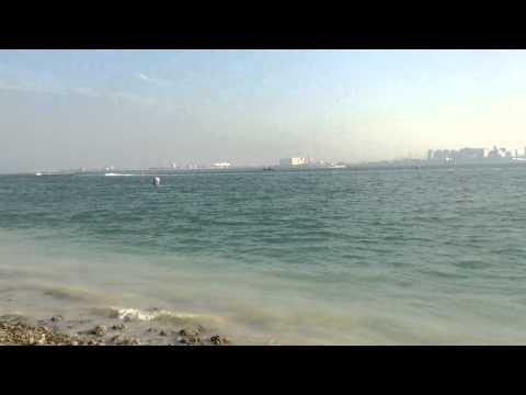 Formula 1 Boat Racing. Doha, Qatar. 2014