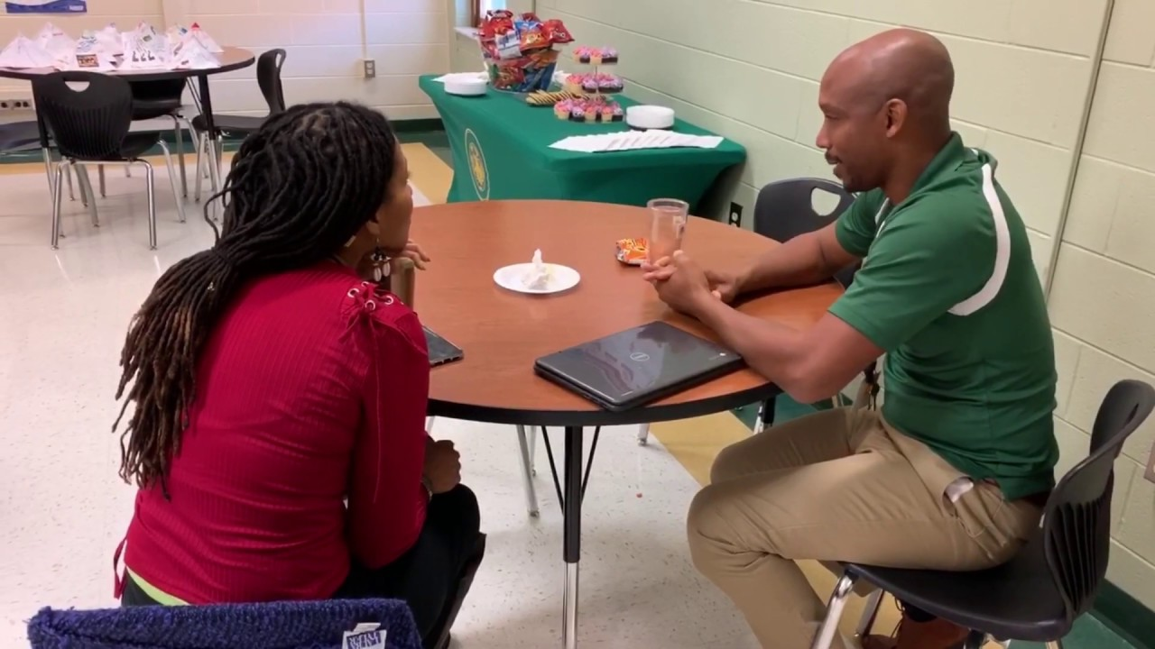 Teacher Led Conference on Targeted Instruction and Student Ownership at Conway Middle School