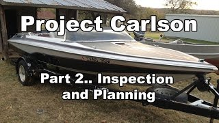 Project Carlson Cvx-18 - Building A Cradle  Part 1