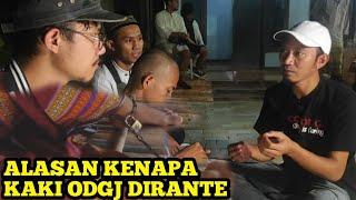 Alasan Kenapa Kakinya di Rante⁉️ feat RianTV | Panti Dharma Sosial Karawang