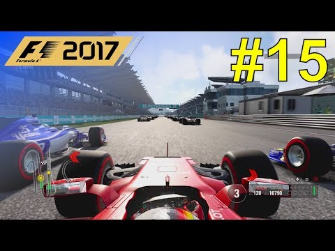 F1 2017 - Let's Make Vettel World Champion Again #15 - 100% Race Malaysia