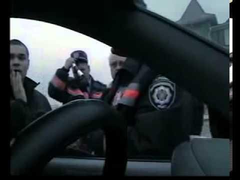 ГАИ, ДПС, приколы - 30 Марта 2013 - Смешное онлайн видео