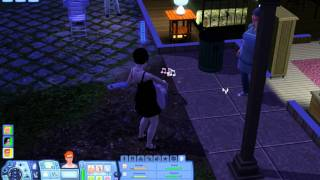 Die Sims 3: Tränenmond - Sad Angel of Sadness