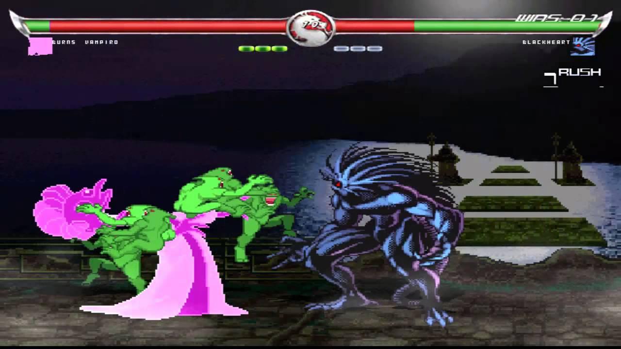 Mortal kombat revolution gameplay youtube