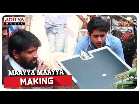 Maayya Maayya Making || Majili Movie || Naga Chaitanya, Samantha, Divyansha Kaushik