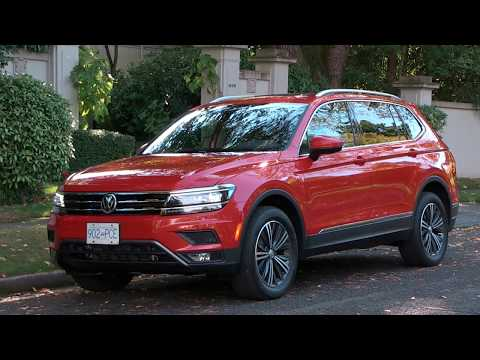 VW Tiguan Overview